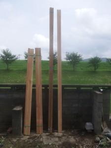 s-01-1準備した木材