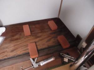 s-04炉台の脚